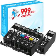 PGI-525 CLI-526 Compatible Printer ink Canon MG5350 MG5250 iX6550 iP4850 -7 Pack