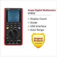 UNI-T UT81C Scope multimeter 16MHz 80MS/s Real-Time Sample Rate USB Interface