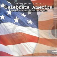 CELEBRATE AMERICA CD VARIOUS ARTISTS NEW SEALED