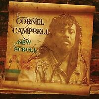 CORNEL CAMPBELL - NEW SCROLL   CD NEU