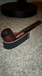 Savinelli - One Rusticated (106) - 6mm Filter - Briar Tobacco Pipe