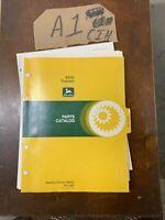 John Deere Parts Catalog Manual PC - 1485 8430 Tractor NOS