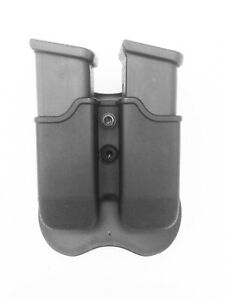 For Glock Double Magazine Holder Paddle Pouch (17,19,22,23,26,27,31,32,33,34,35,