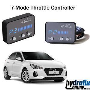 Hyundai i30 (PD) 2017 - Onwards / Windbooster 7 Mode Throttle Controller