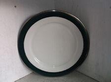 "Noritake China Legacy HEIDELBERG 2793 Dinner Plate Green 10 3/8"""