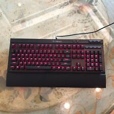 Corsair K68 Cherry MX Red Keyboard (Red LED)