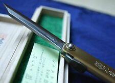 Folding knife Higonokami Premium Forging multi layer steel X Large Made in Japan