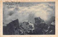 Cartolina - Postcard - Montagna - Poesia Ada Negri - 1923