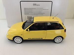 OTTOMOBILE 1/18 Seat Ibiza Cupra Otto Ot702