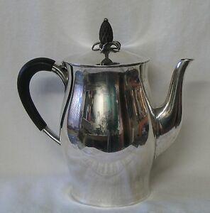 Tuttle Sterling Silver 1 ½ Pint Tea Pot Pineapple Shreve Crump Low Paul Revere