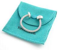 Tiffany & Co RARE Nut & Bolt Key Chain Keychain Key Ring Keyring !!!