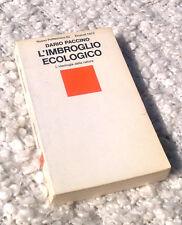 PACCINO Dario, L'Imbroglio Ecologico, 1972, Einaudi.