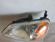 Honda Civic Headlight Front Head Lamp 2001 02 2003 Sedan Factory OEM
