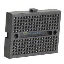SN9F Mini Nickel Plating Breadboard 170 Tie-points for Arduino Shield Black