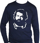 fm10 t-shirt manica lunga unisex BUD SPENCER cult movie film CINEMA&TV