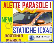 TENDINA PARASOLE !! NERA PELLICOLA OSCURANTE UNIVERSALE PER AUTO CAMPER SUV JEEP