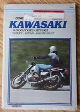 Clymer Service / Repair Manual for Kawasaki KZ650 Fours - M358
