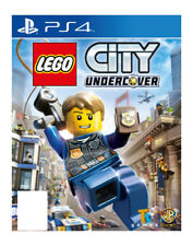 Lego City Undercover Ps4 PlayStation 4 Game in Stock From BRISBANE