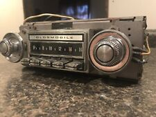 New Listing1970 1971 1972 Oldsmobile Cutlass 442 am Radio Works with video