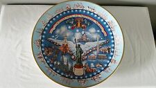 Vintage 1976 Ghent Collection Dean Fausett From Sea to Shining Sea Plate