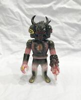 Real Head Skull Toys Dokurocks Man Figure Sofubi Rare Japan Authentic