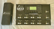 Fractal Audio Axe Effects FX-8 FX8 Mark II & Expression Pedal