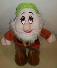 Peluche 7 nani mammolo 20 cm disney pupazzo originale plush soft toys dwarfs