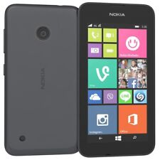 Nokia Lumia 530-Quad-Core 1,2ghz dark grey-smartphone Windows 8.1 - NUOVO