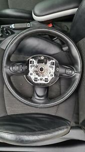 Mini cooper steering wheel