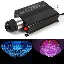 16W RGB LED Fiber Optic Plafonniers Lampe Engine Driver + 24 Clés Télécommande