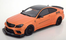 GT Spirit 2017 Mercedes Benz C63 Coupe W204 Liberty Walk Orange Met LE 999 1/18