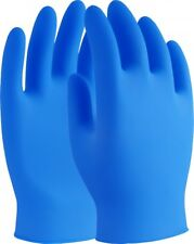 UCI DG-BluePRO-X2 Premium NBR Nitrile Disposable Gloves Food Medical - Box 100