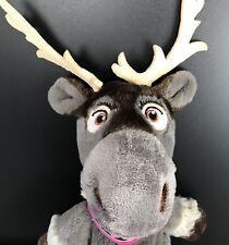 "Frozen Sven Plush Reindeer 13"" Stuffed Animal Toy Moose Dan Dee Movie"
