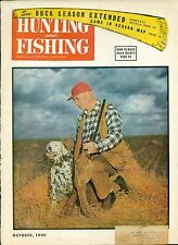 Hunting and Fishing--Oct. 1949-----359