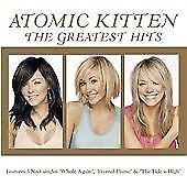 Atomic Kitten / Greatest Hits *NEW CD*