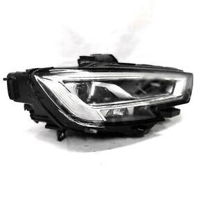 AUDI A3 S3 2017-2020 DRIVER SIDE LED HEADLIGHT, PART No 8V0941774D