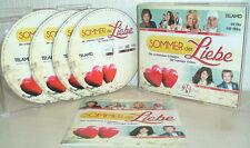 SOMMER DER LIEBE - SHOP24DIRECT - 4 CD's (!!!)  (NEU)