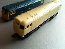 N Gauge Class 27 Diesel Locomotive kit suit Farish