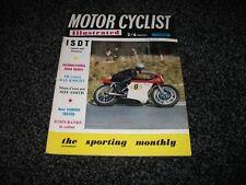 VINTAGE MOTOR CYCLIST ILLUSTRATED MAGAZINE - November 1968
