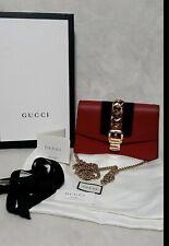 PRE ORDER NOW Authentic Gucci Sylvie Super Mini Bag RRP$1495