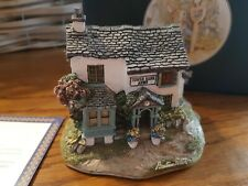 """Lilliput Lane The World Of Beatrix Potter """"Tower Bank Arms"""" Mib with deed rare"""