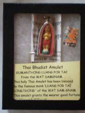 KUMAN THONG GUMAN TONG BLESSED MAGIC BOY SPIRIT THAI AMULET LUCKY FORTUN PENDANT