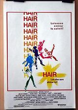 Milos Forman : Hair : POSTER