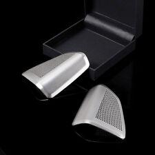 Door Inner Upper Loud Sound Stereo Speaker Cover Trim Panel For X5 F15 2014-2016