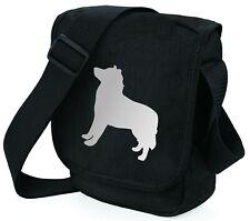More details for husky dog bag mini reporter dog walker shoulder bags birthday xmas gift