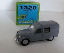 Eligor Citroen 3CV 1964  N°1320 1/43