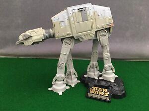 Vintage Star Wars Action Fleet AT-AT