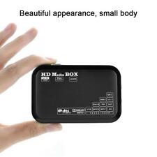 Mini Full-HD Multi Media Player 1080P für USB SD/MMC/MS HDTV MP3 AVI MKV RM/RMVB