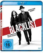 The Blacklist Staffel 4 Blu-ray NEU OVP