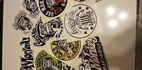 Gas Monkey. Sticker bundle, Vinyl Decal Fast N Loud. Gas Monkey Stickers 10off